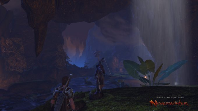 The Underdark in Neverwinter