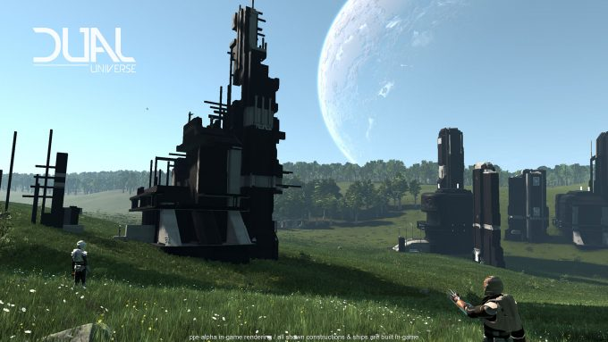 Dual Universe crowdfunding