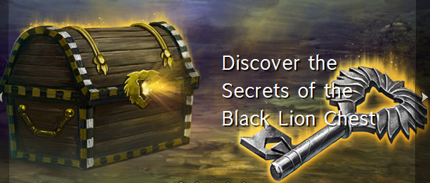 A advertisement for a lockbox in Guild Wars 2