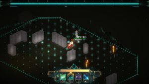 transistor mmo combat differences