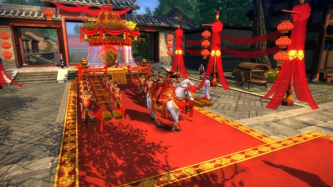 valentines day mmos age of wushu