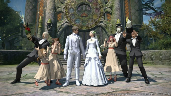 valentines day mmos final fantasy xiv