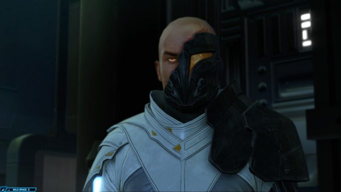 Emperor Arcann in Star Wars: The Old Republic
