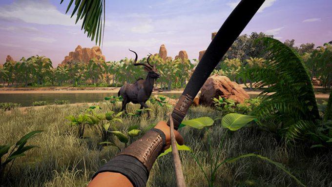 A screenshot from the survival game Conan Exiles