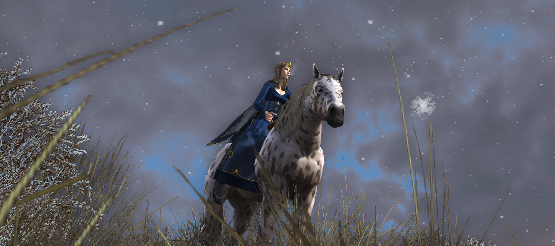 Warsteed in LOTRO