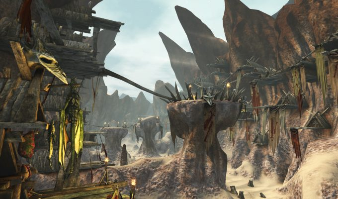 A screenshot from EverQuest 2