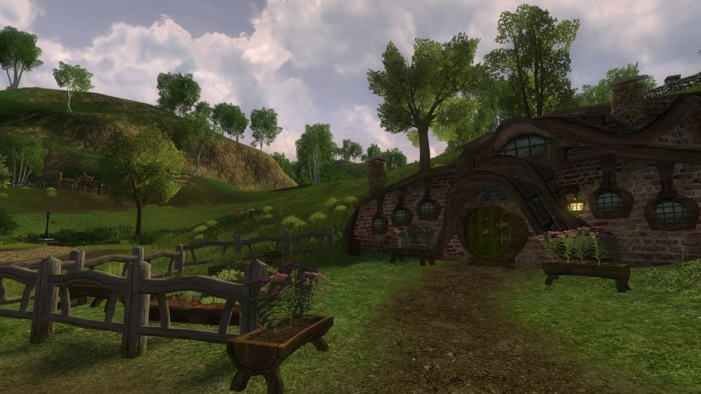 LOTRO Screenshot hobbit hole