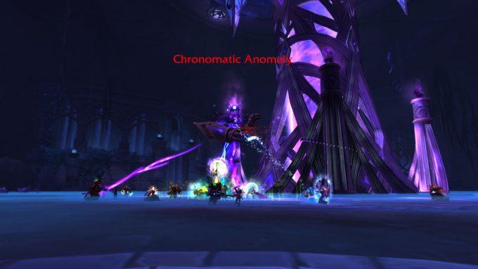 A raid boss in World of Warcraft