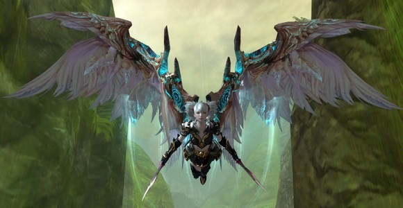 A character in Aion