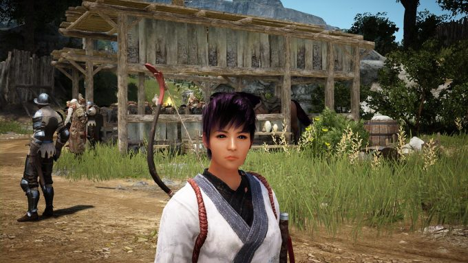 A Maewha character in Black Desert Online