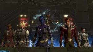 The Odessen Alliance in Star Wars: The Old Republic