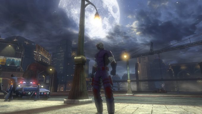 A villain character in DC Universe Online
