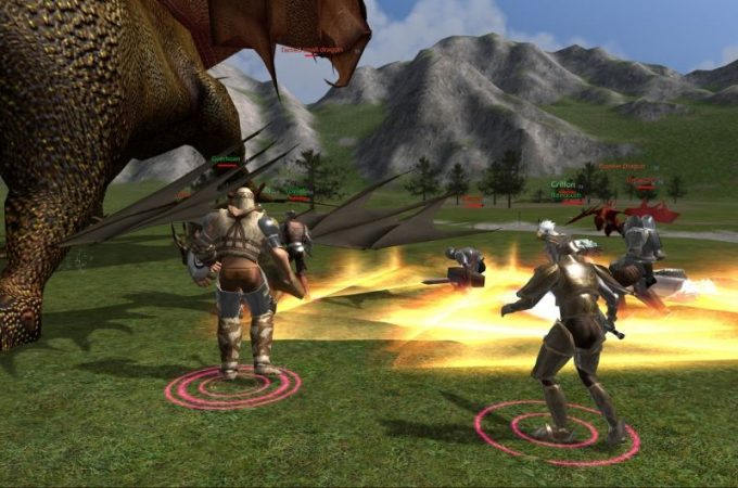 The original Dark and Light MMORPG, circa 2006