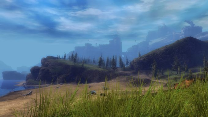 Exploring in Guild Wars 2