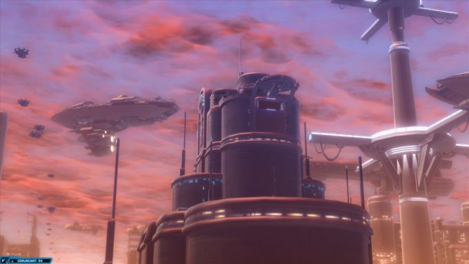 MMOs are good Coruscant SWTOR