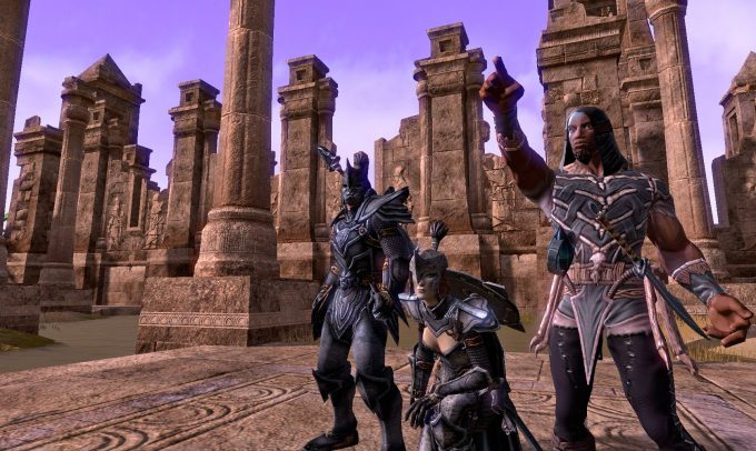 elder scrolls online good for friends image