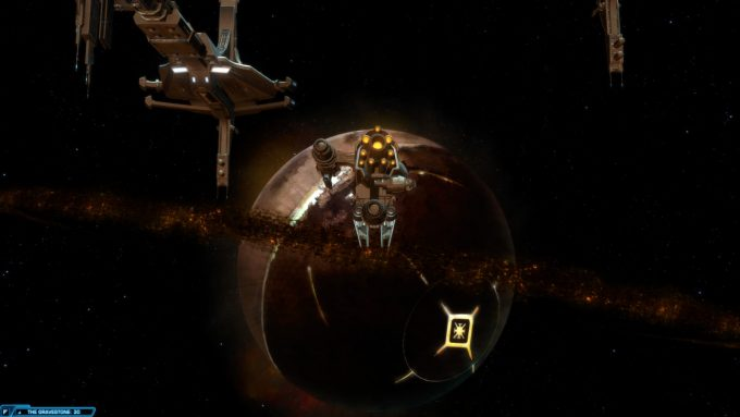 The Dyson Sphere Iokath in Star Wars: The Old Republic