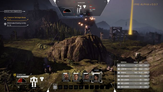 battletech like xcom
