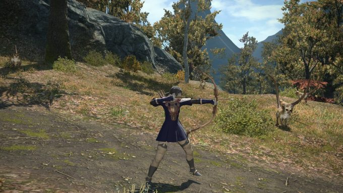 Final Fantasy XIV, one the last remaining subscription games on the market
