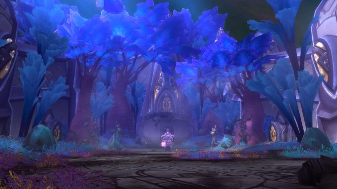 Argus in the subscription MMORPG World of Warcraft