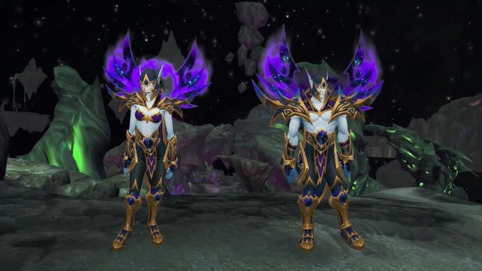 One of the new allied races coming in World of Warcraft's Battle for Azeroth expansion