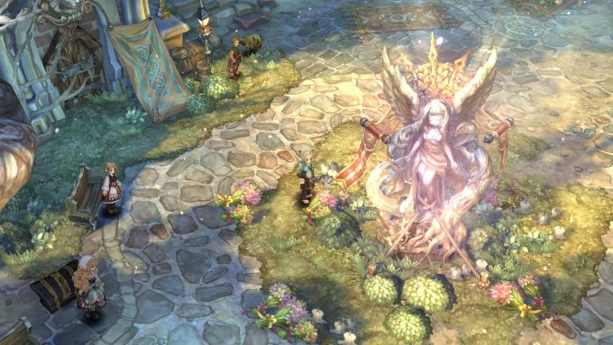 The City of Orsha in Tree of Savior
