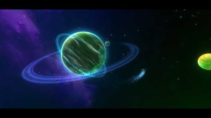 The plent Nexus in WildStar