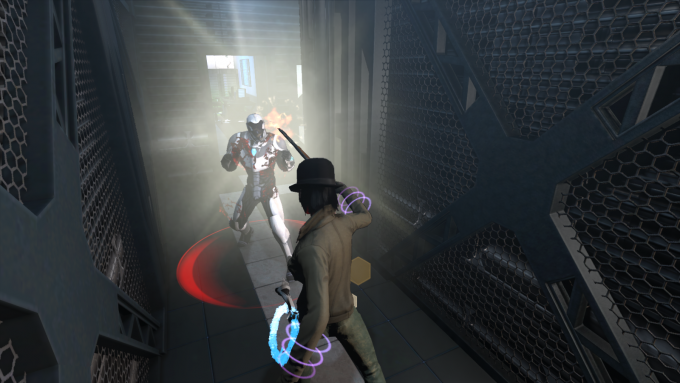 Combat in the original version of The Secret World, a famously challenging MMO