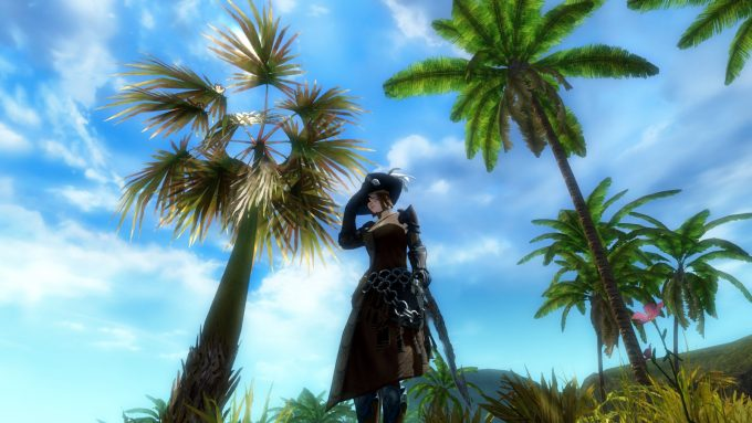 A Norn thief in Guild Wars 2
