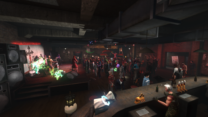 A player party in The Secret World