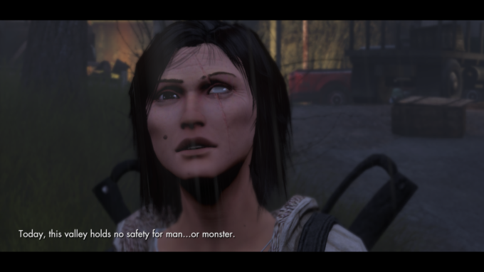 A cutscene from story-driven MMORPG The Secret World