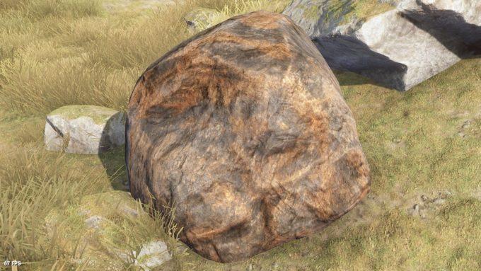 rust rock