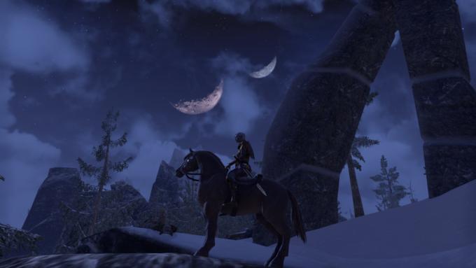 My templar alt in Elder Scrolls Online